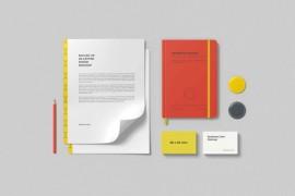 商务VI模板设计源文件 - A012
